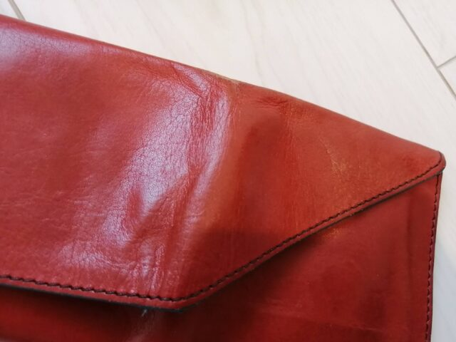 old-travel-wallet